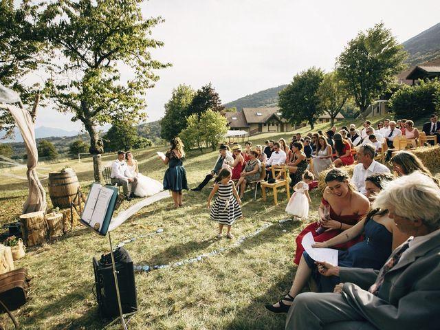 Le mariage de Jordi et Margaux à Roissard, Isère 71