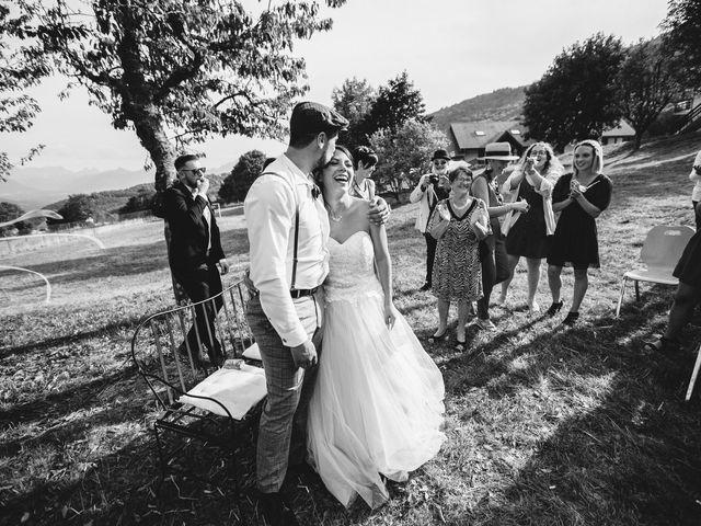 Le mariage de Jordi et Margaux à Roissard, Isère 73