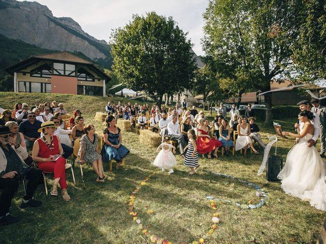Le mariage de Jordi et Margaux à Roissard, Isère 77