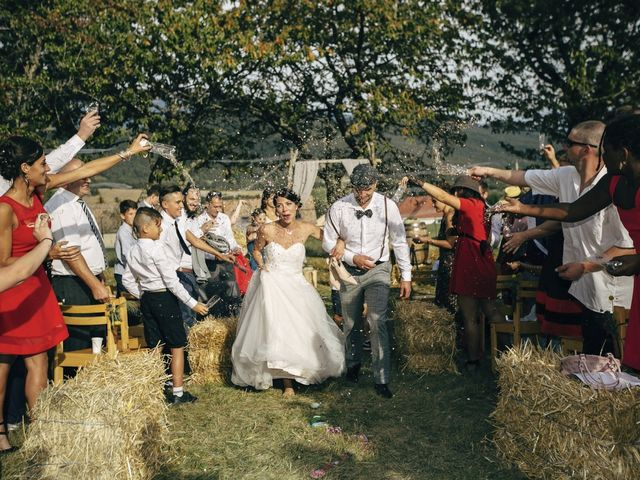 Le mariage de Jordi et Margaux à Roissard, Isère 81