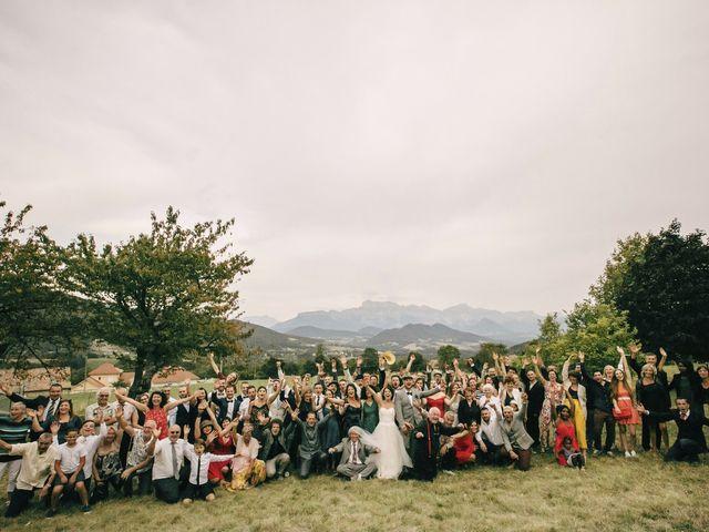 Le mariage de Jordi et Margaux à Roissard, Isère 90