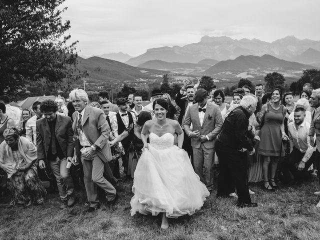 Le mariage de Jordi et Margaux à Roissard, Isère 91