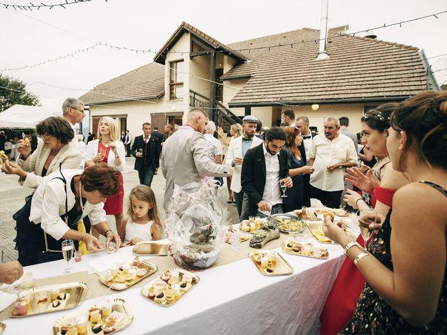 Le mariage de Jordi et Margaux à Roissard, Isère 94