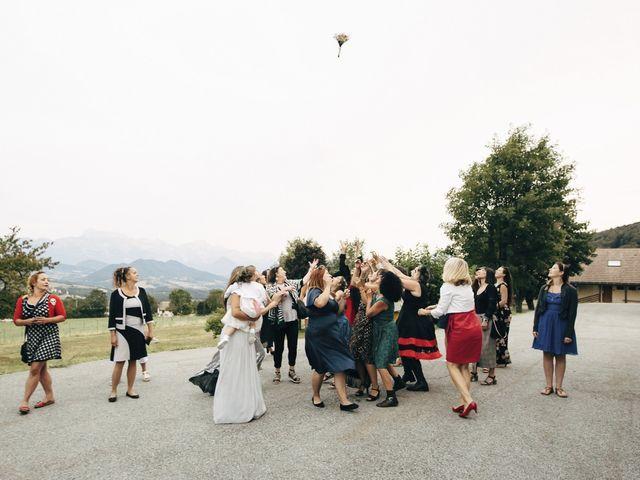 Le mariage de Jordi et Margaux à Roissard, Isère 98