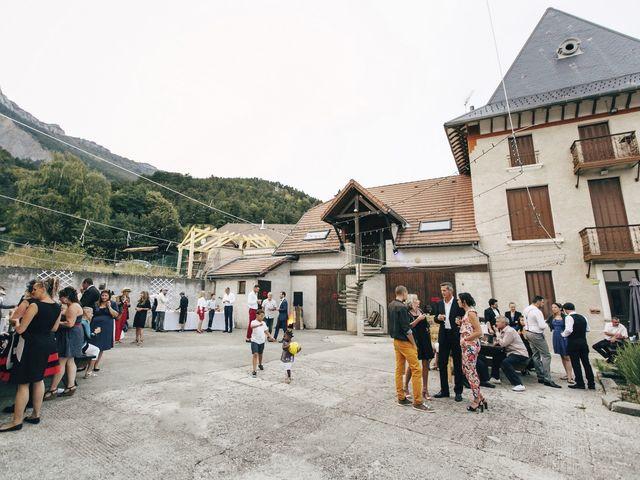 Le mariage de Jordi et Margaux à Roissard, Isère 106