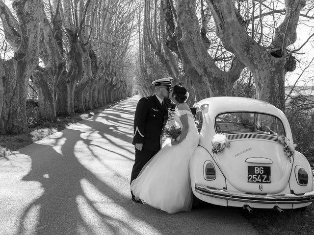 Le mariage de Axel et Hélène à Carpentras, Vaucluse 17