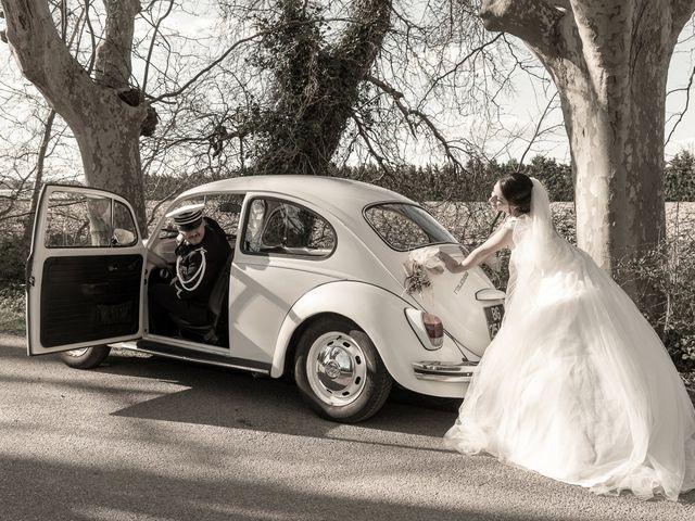 Le mariage de Axel et Hélène à Carpentras, Vaucluse 19