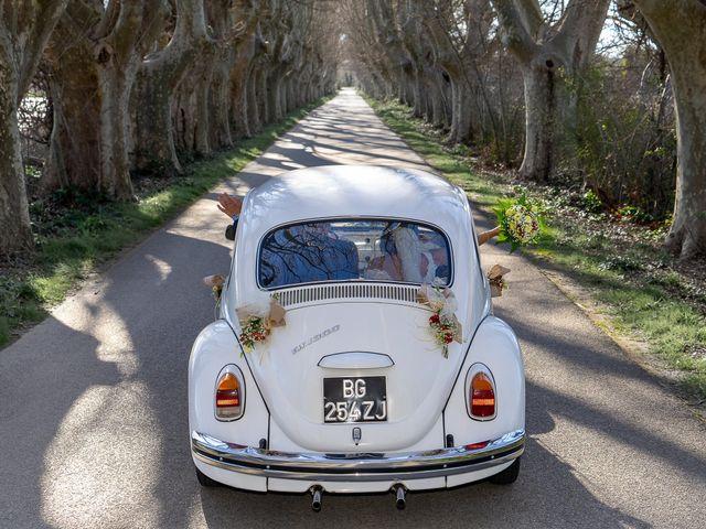 Le mariage de Axel et Hélène à Carpentras, Vaucluse 20