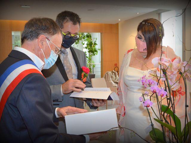 Le mariage de Patrick et Virginie à Auch, Gers 13