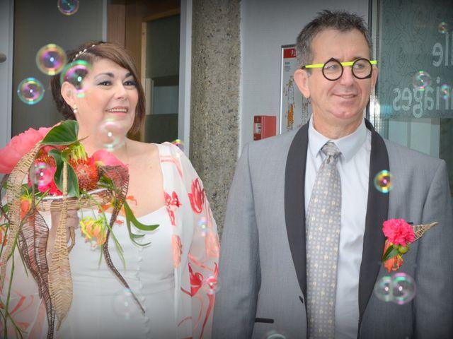 Le mariage de Patrick et Virginie à Auch, Gers 15