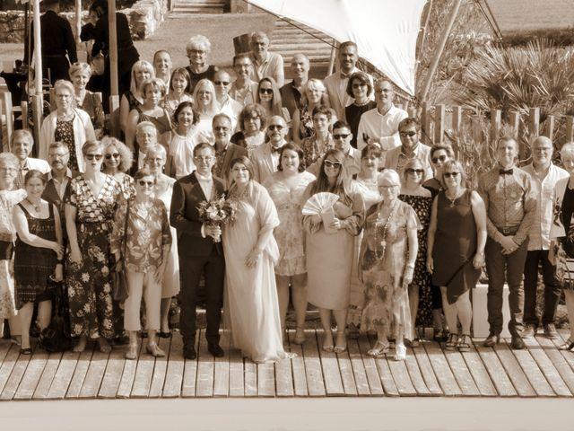 Le mariage de Patrick et Virginie à Auch, Gers 59