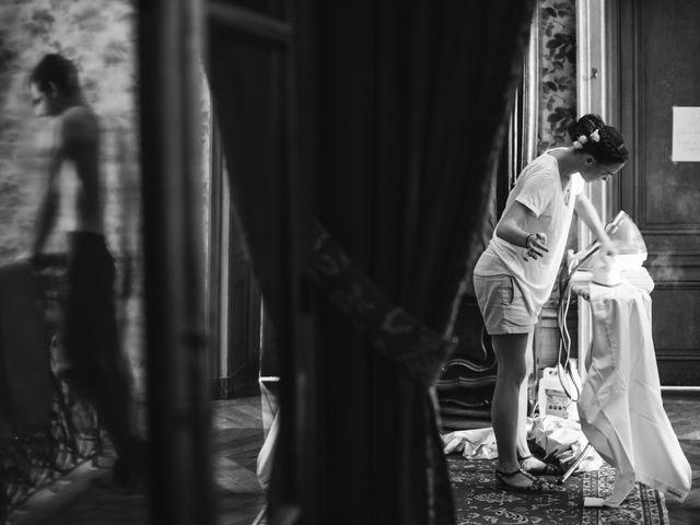 Le mariage de Florian et Valentine à Saint-Vérand, Rhône 1