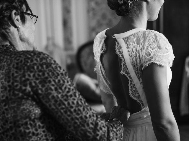 Le mariage de Florian et Valentine à Saint-Vérand, Rhône 5