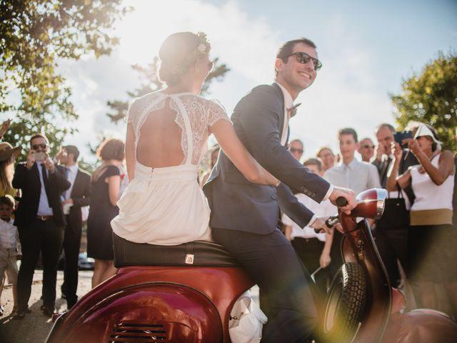 Le mariage de Florian et Valentine à Saint-Vérand, Rhône 18