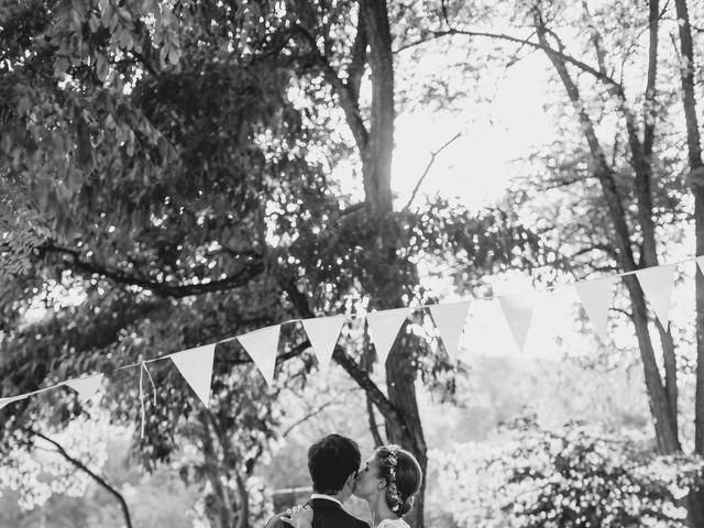 Le mariage de Florian et Valentine à Saint-Vérand, Rhône 25