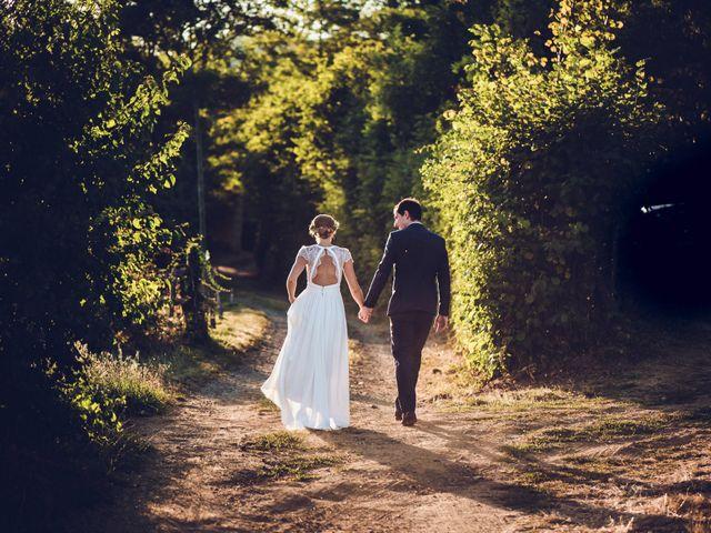 Le mariage de Florian et Valentine à Saint-Vérand, Rhône 28