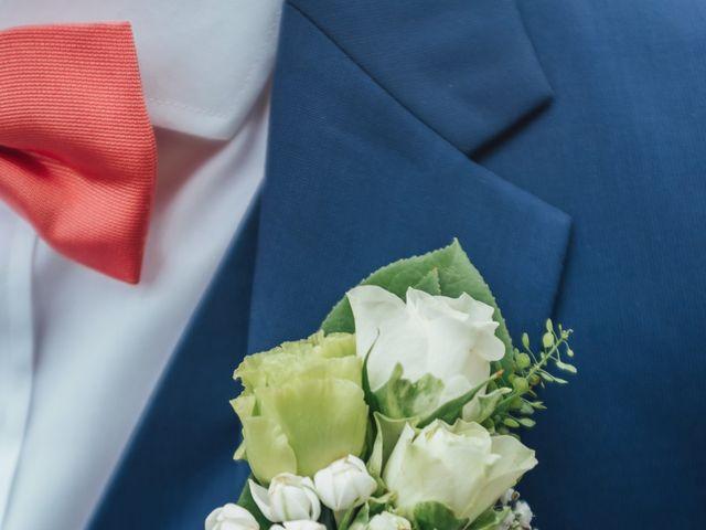 Le mariage de Romain et Sixtine à Granville, Manche 28