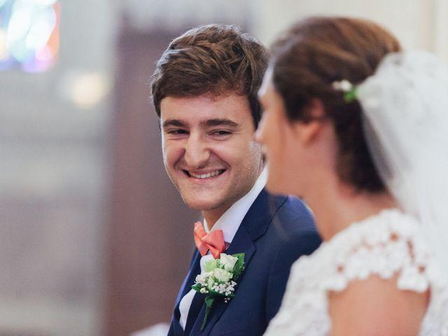 Le mariage de Romain et Sixtine à Granville, Manche 30