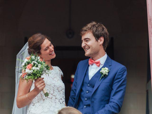 Le mariage de Romain et Sixtine à Granville, Manche 31