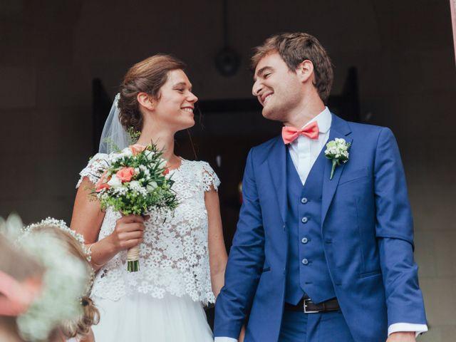 Le mariage de Romain et Sixtine à Granville, Manche 32