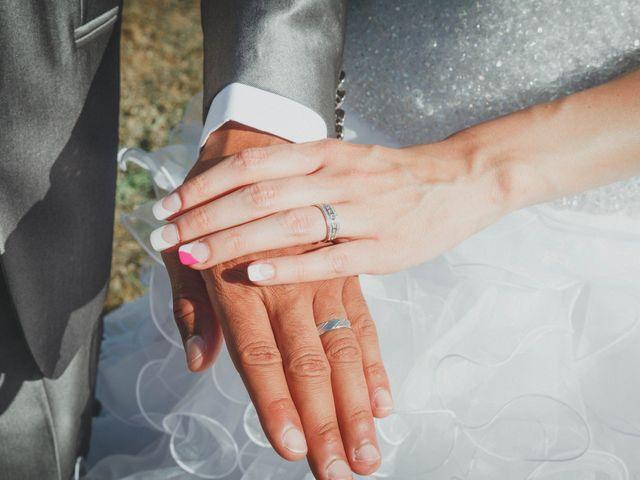 Le mariage de Yannick et Déborah à Verneuil-sur-Avre, Eure 1