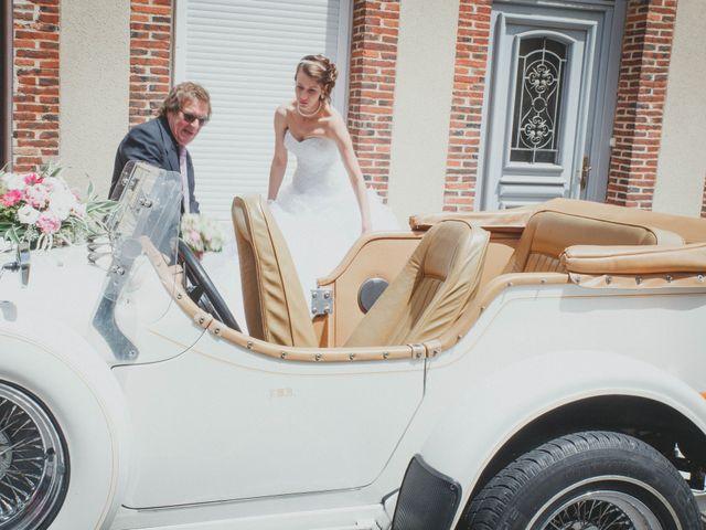 Le mariage de Yannick et Déborah à Verneuil-sur-Avre, Eure 20
