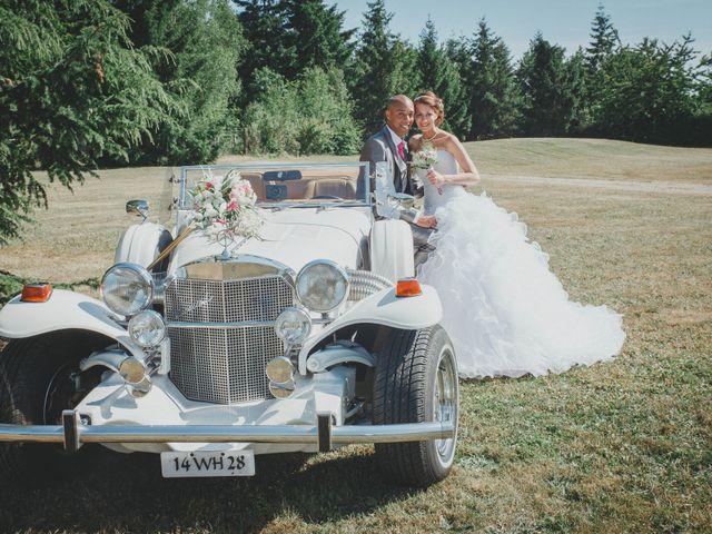 Le mariage de Yannick et Déborah à Verneuil-sur-Avre, Eure 35
