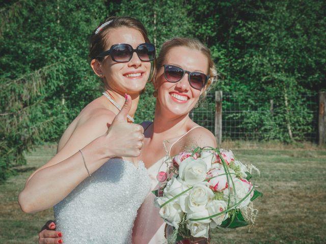 Le mariage de Yannick et Déborah à Verneuil-sur-Avre, Eure 50