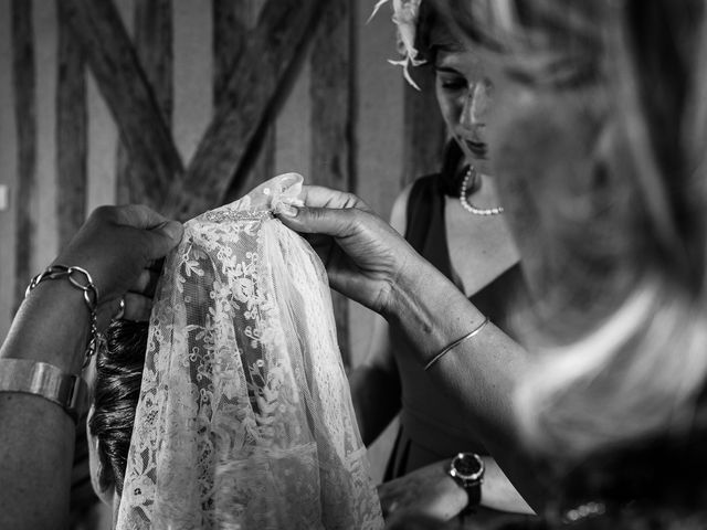 Le mariage de Grégoire et Ombline à Gisors, Eure 8