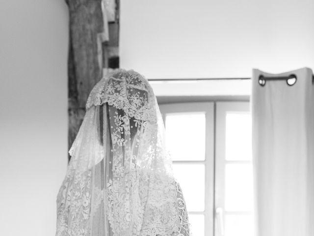 Le mariage de Grégoire et Ombline à Gisors, Eure 9