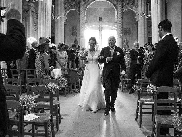 Le mariage de Grégoire et Ombline à Gisors, Eure 13