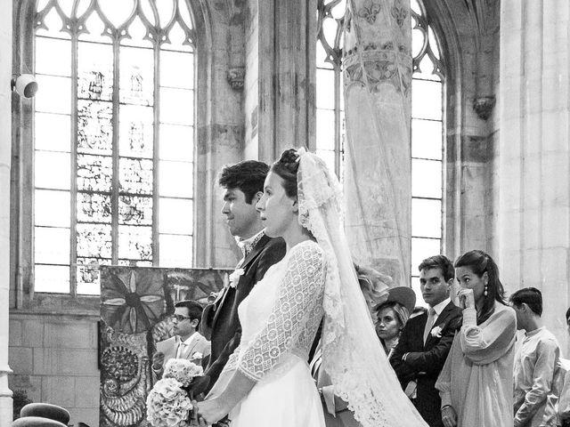 Le mariage de Grégoire et Ombline à Gisors, Eure 14