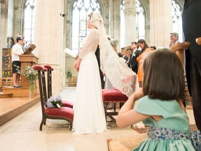 Le mariage de Grégoire et Ombline à Gisors, Eure 18