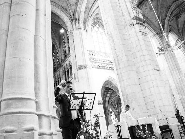 Le mariage de Grégoire et Ombline à Gisors, Eure 20