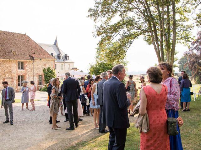 Le mariage de Grégoire et Ombline à Gisors, Eure 32