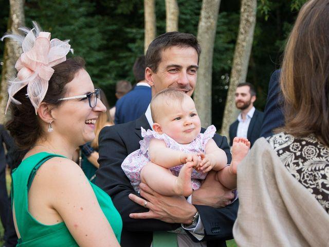 Le mariage de Grégoire et Ombline à Gisors, Eure 34