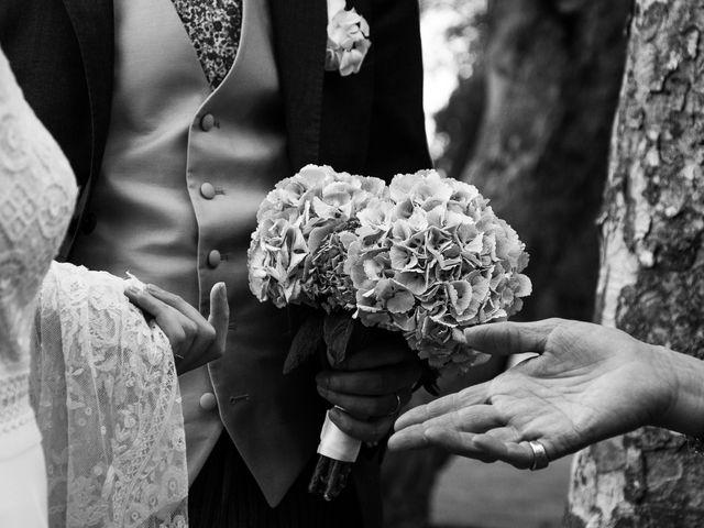 Le mariage de Grégoire et Ombline à Gisors, Eure 37