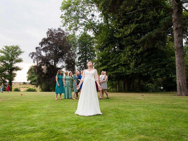 Le mariage de Grégoire et Ombline à Gisors, Eure 48