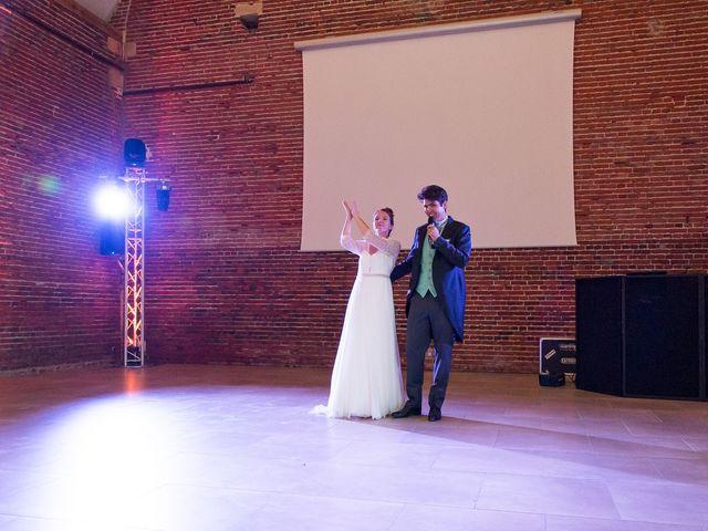 Le mariage de Grégoire et Ombline à Gisors, Eure 54