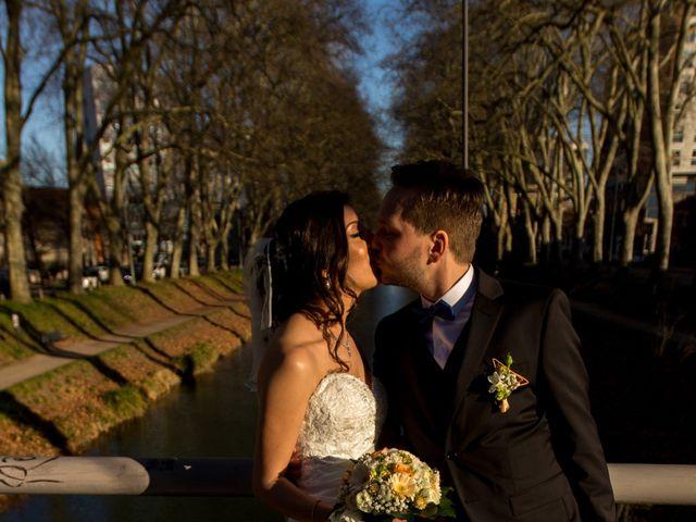 Le mariage de Régis et Imen à Toulouse, Haute-Garonne 4