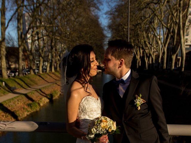 Le mariage de Régis et Imen à Toulouse, Haute-Garonne 5