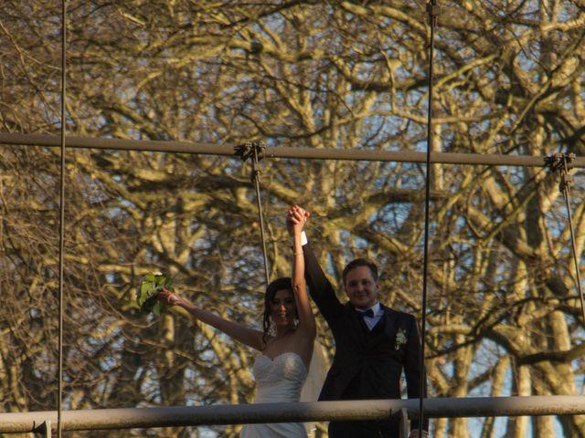 Le mariage de Régis et Imen à Toulouse, Haute-Garonne 8