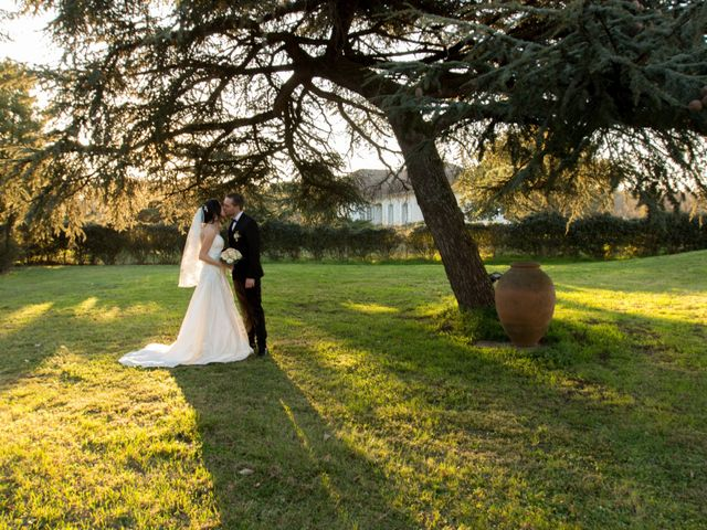 Le mariage de Imen et Régis
