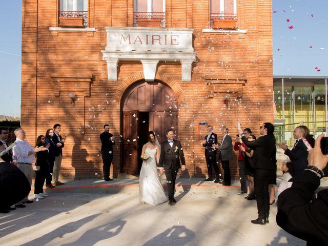 Le mariage de Régis et Imen à Toulouse, Haute-Garonne 13