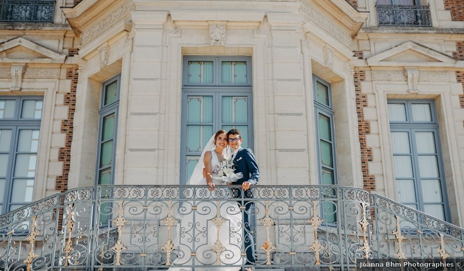 Le mariage de Antonin et Valeria à Antony, Hauts-de-Seine