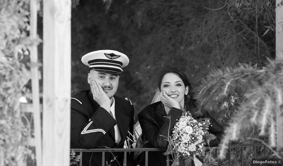Le mariage de Axel et Hélène à Carpentras, Vaucluse