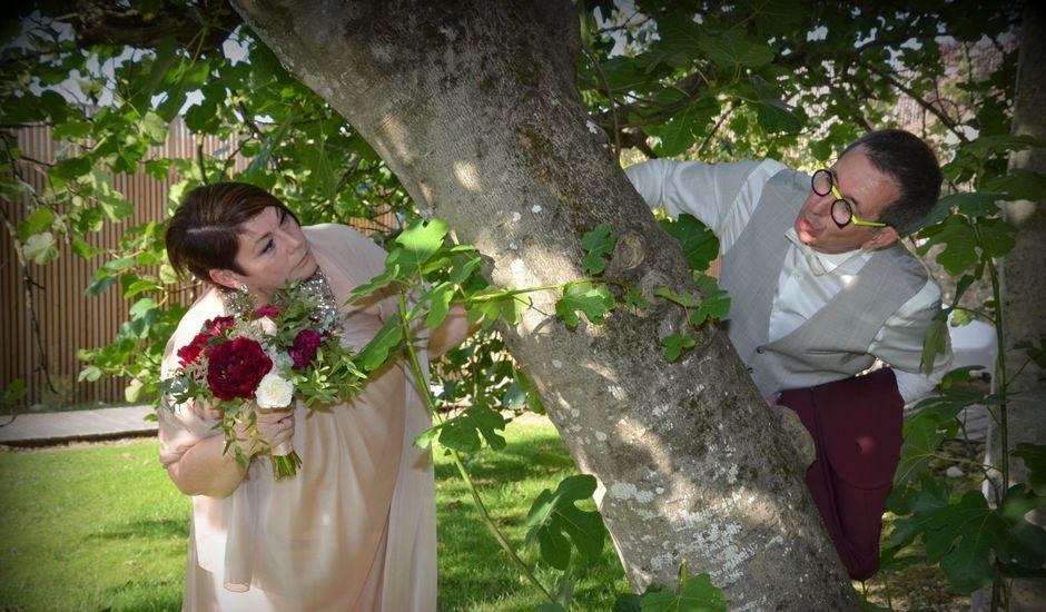 Le mariage de Patrick et Virginie à Auch, Gers