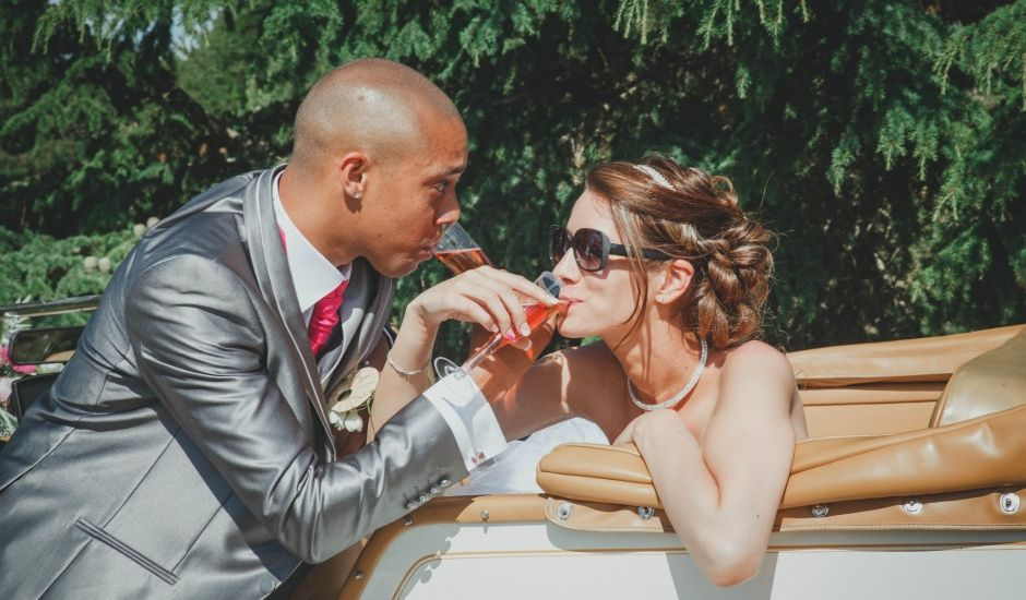 Le mariage de Yannick et Déborah à Verneuil-sur-Avre, Eure