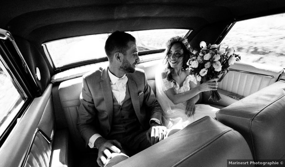 Le mariage de Vincent et Estelle à Marmande, Lot-et-Garonne