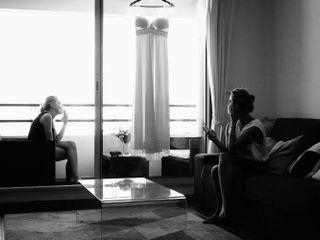 Le mariage de Melina et Vincent